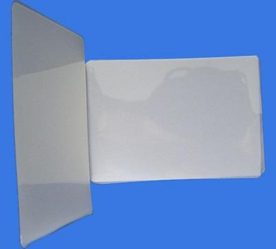 Giấy ép plastic khổ B7 (CP) - 95x135 mm - 45mic