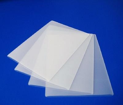Giấy ép plastic khổ A4 (CP6) - 220x315 mm - 125mic