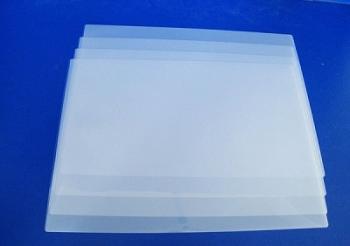 Giấy ép plastic khổ B4 (CP9) - 270x400 mm - 35mic
