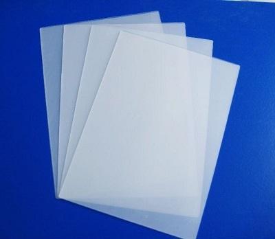 Giấy ép plastic khổ A3 (CP10) - 310x426 mm - 125mic