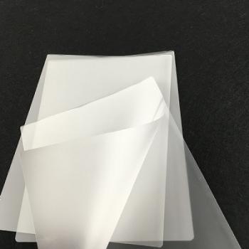 Giấy ép plastic khổ CP12 - 310x520 mm - 35mic