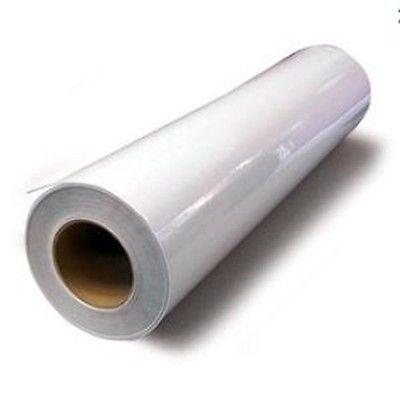 Giấy ép lụa (giấy cán nguội) khổ 0,63m (Đế trắng)