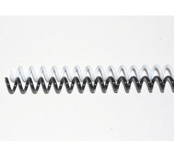 Lò xo nhựa cuộn ốc phi 6