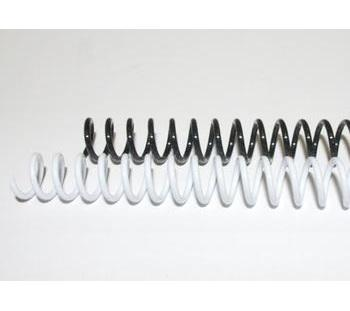 Lò xo nhựa cuộn ốc phi 10