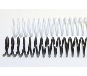 Lò xo nhựa cuộn ốc phi 18