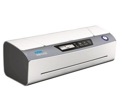 Máy ép plastic DSB 330-LCD (khổ A3)