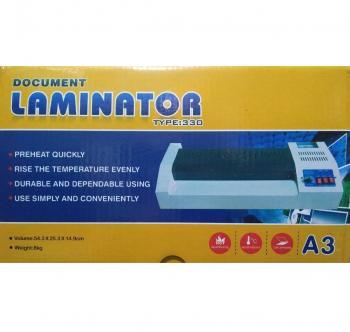 Máy ép plastic Laminator 330 (khổ A3)