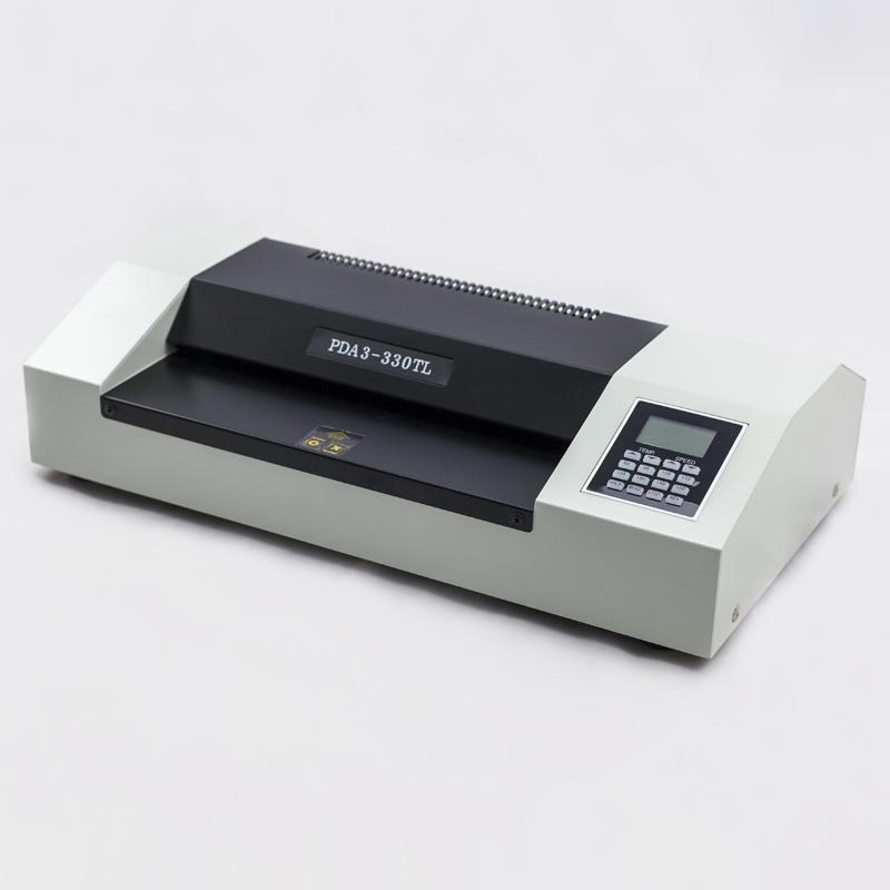 Máy ép plastic PDA3-330TL (khổ A3)